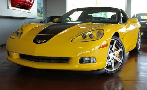 2008 Chevrolet Corvette for sale at Motion Auto Sport in North Canton OH