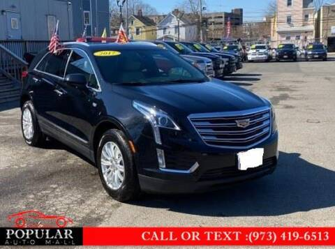 2017 Cadillac XT5 for sale at Popular Auto Mall Inc in Newark NJ