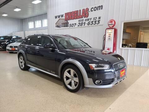 2013 Audi Allroad for sale at Kinsellas Auto Sales in Rochester MN