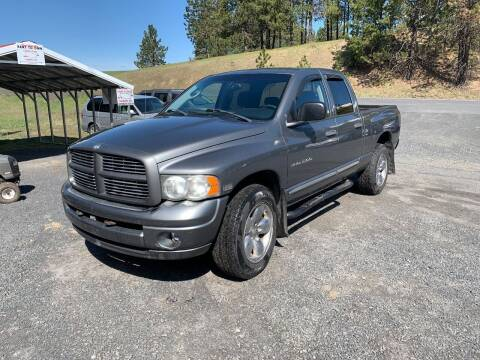 2005 Dodge Ram Pickup 1500 for sale at CARLSON'S USED CARS in Troy ID