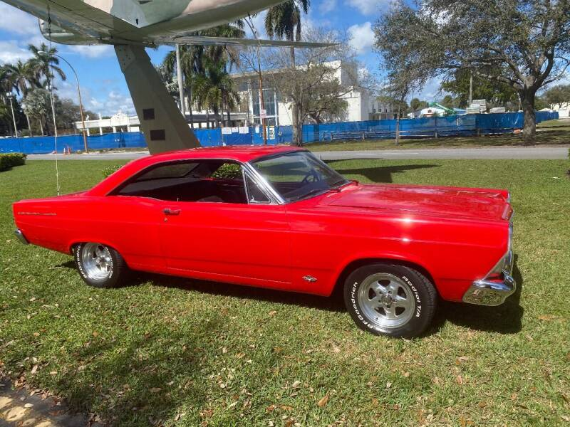 1966 Ford Fairlane for sale at BIG BOY DIESELS in Ft Lauderdale FL