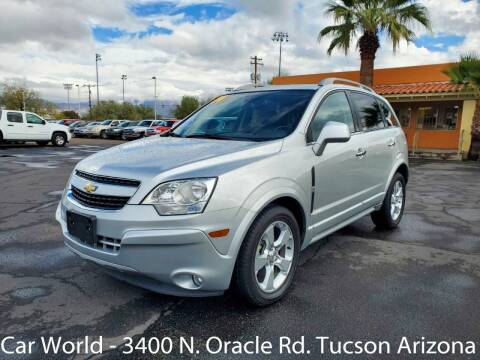 Chevrolet Captiva Sport For Sale In Tucson Az Car World