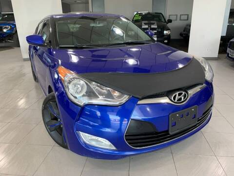 2013 Hyundai Veloster for sale at Auto Mall of Springfield in Springfield IL