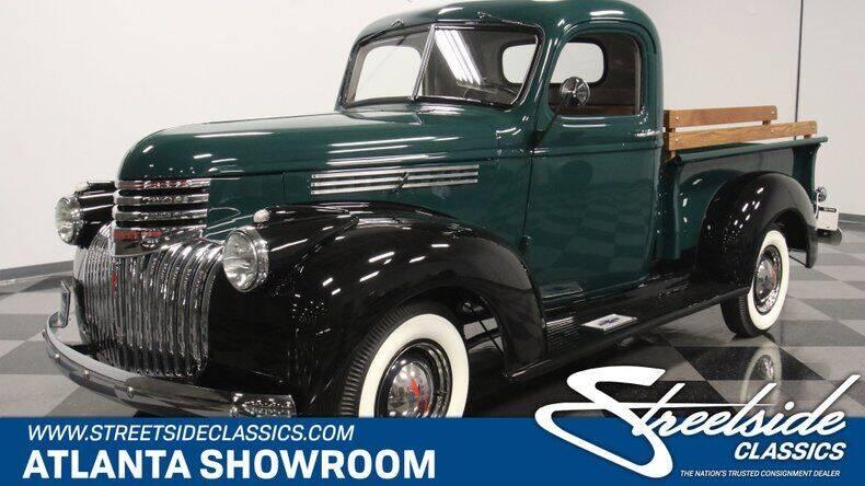1946 Chevrolet C/K 20 Series