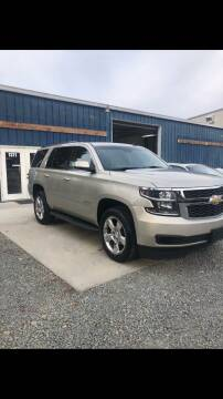 2015 Chevrolet Tahoe for sale at KING AUTO SALES, LLC in Farmington MO