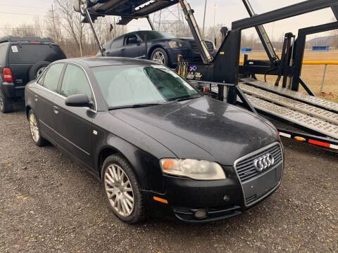 2006 Audi A4 for sale at Trocci's Auto Sales in West Pittsburg PA