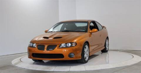 2006 Pontiac GTO for sale at Mershon's World Of Cars Inc in Springfield OH
