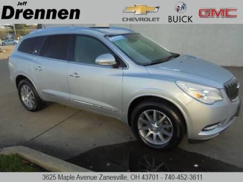 2017 Buick Enclave for sale at Jeff Drennen GM Superstore in Zanesville OH