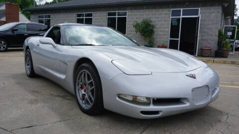 1998 Chevrolet Corvette for sale at World Auto Net in Cuyahoga Falls OH