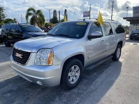 2014 GMC Yukon XL for sale at BC Motors in West Palm Beach FL
