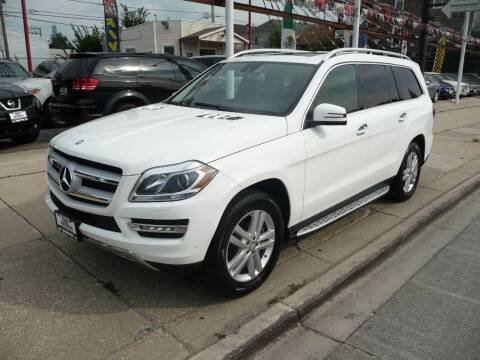 2016 Mercedes-Benz GL-Class for sale at CAR CENTER INC in Chicago IL