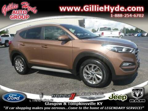 2017 Hyundai Tucson for sale at Gillie Hyde Auto Group in Glasgow KY