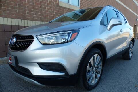 2018 Buick Encore for sale at Macomb Automotive Group in New Haven MI