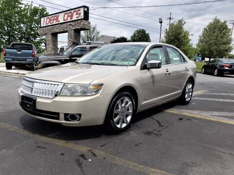 2008 Lincoln MKZ for sale at I-DEAL CARS in Camp Hill PA