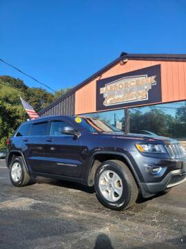 2014 Jeep Grand Cherokee for sale at Harborcreek Auto Gallery in Harborcreek PA