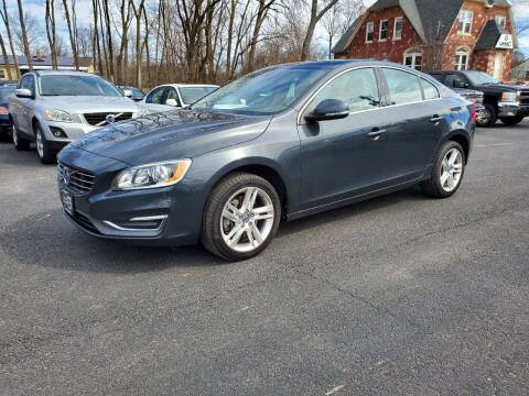 2015 Volvo S60 for sale at AFFORDABLE IMPORTS in New Hampton NY