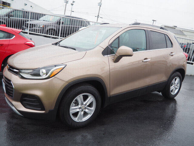 2018 Chevrolet Trax for sale in Salem, OH