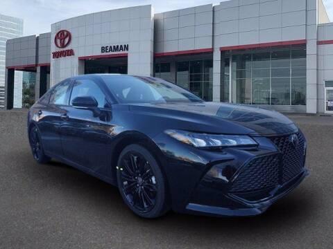 2021 Toyota Avalon for sale at BEAMAN TOYOTA in Nashville TN