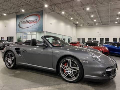 2009 Porsche 911 for sale at Godspeed Motors in Charlotte NC