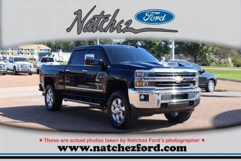 2019 Chevrolet Silverado 2500HD for sale at Auto Group South - Natchez Ford Lincoln in Natchez MS