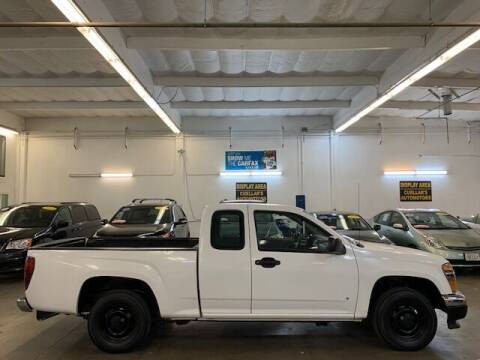 2008 GMC Canyon for sale at Cuellars Automotive in Sacramento CA