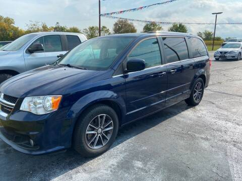 2017 Dodge Grand Caravan for sale at EAGLE ONE AUTO SALES in Leesburg OH