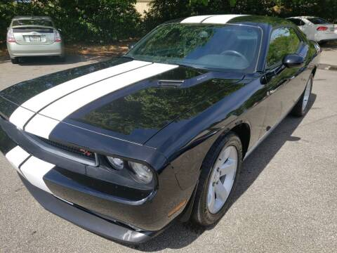 2014 Dodge Challenger for sale at Capital City Imports in Tallahassee FL