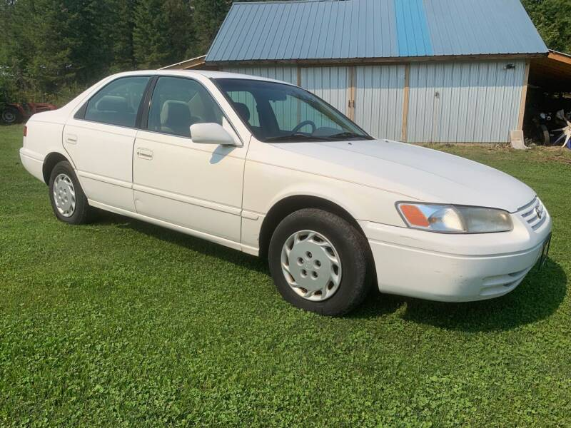 1997 Toyota Camry for sale at Harpers Auto Sales in Kettle Falls WA