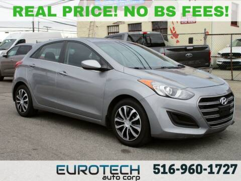 2016 Hyundai Elantra GT for sale at EUROTECH AUTO CORP in Island Park NY