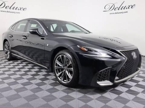 2018 Lexus LS 500 for sale at DeluxeNJ.com in Linden NJ