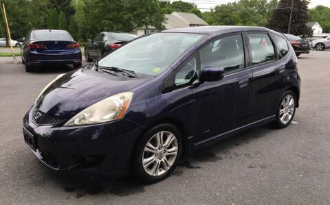 2009 Honda Fit for sale at Delafield Motors in Glenville NY