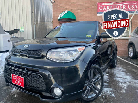 2016 Kia Soul for sale at Carlider USA in Everett MA