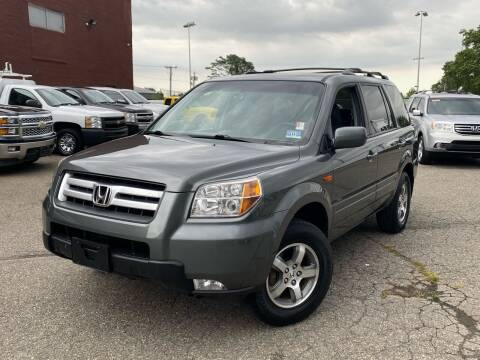 2008 Honda Pilot for sale at JMAC IMPORT AND EXPORT STORAGE WAREHOUSE in Bloomfield NJ
