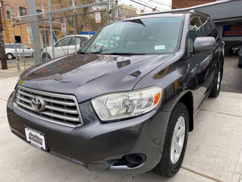 2008 Toyota Highlander for sale at DEALS ON WHEELS in Newark NJ