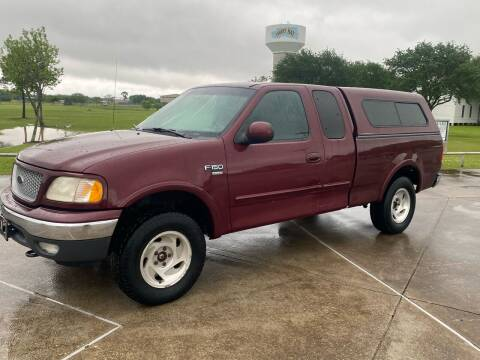 1999 Ford F-150 for sale at M A Affordable Motors in Baytown TX