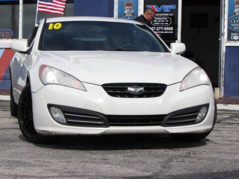 2010 Hyundai Genesis Coupe for sale at VIP AUTO ENTERPRISE INC. in Orlando FL