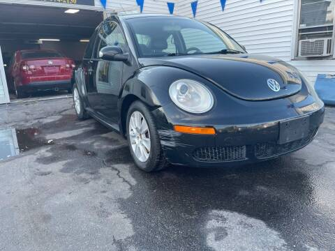 2008 Volkswagen New Beetle for sale at Plaistow Auto Group in Plaistow NH