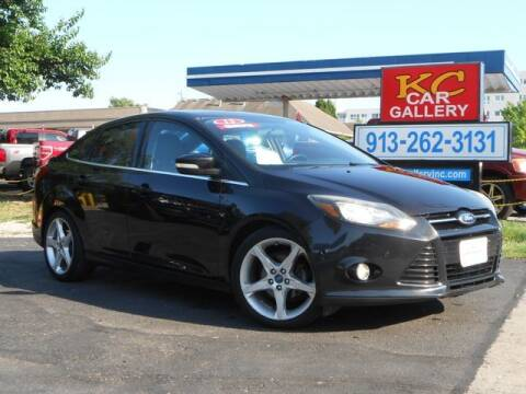 2013 Ford Focus for sale at KC Car Gallery in Kansas City KS