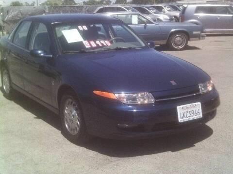 2000 Saturn L-Series for sale at Valley Auto Sales & Advanced Equipment in Stockton CA