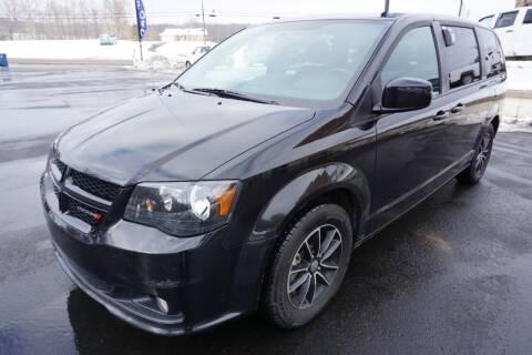 2018 Dodge Grand Caravan for sale at MyEzAutoBroker.com in Mount Vernon OH