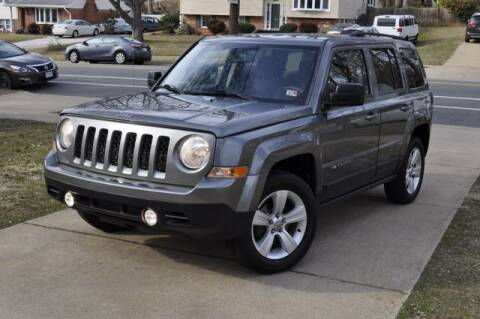 2013 Jeep Patriot for sale at SOUTH AMERICA MOTORS in Sterling VA