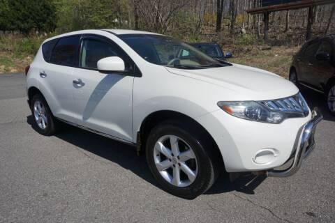 2010 Nissan Murano for sale at Bloom Auto in Ledgewood NJ