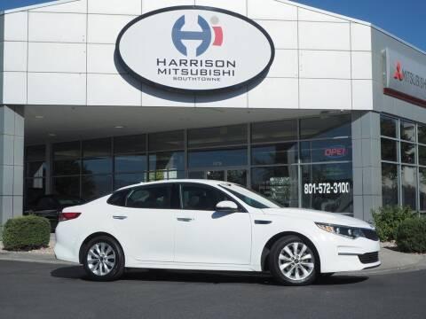 2016 Kia Optima for sale at Harrison Imports in Sandy UT