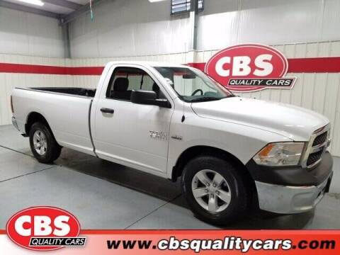 2017 RAM Ram Pickup 1500 for sale at CBS Quality Cars in Durham NC