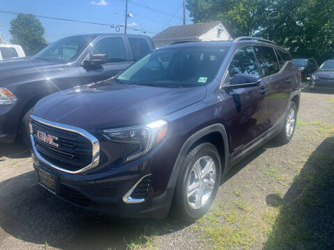 2019 GMC Terrain for sale at Charles and Son Auto Sales in Totowa NJ