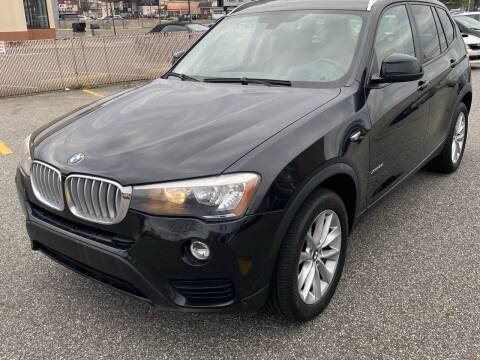2016 BMW X3 for sale at MAGIC AUTO SALES - Magic Auto Prestige in South Hackensack NJ