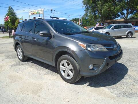 2014 Toyota RAV4 for sale at J & F AUTO SALES in Houston TX