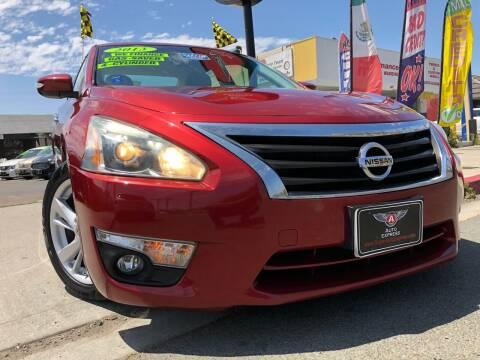 2013 Nissan Altima for sale at Auto Express in Chula Vista CA