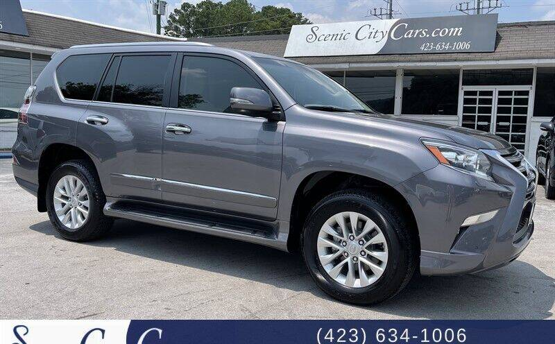 2015 Lexus GX 460 for sale in Chattanooga, TN