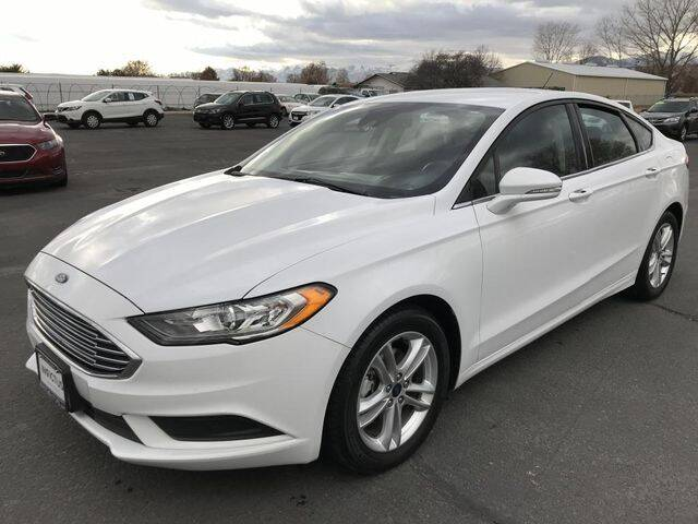 2018 Ford Fusion for sale in West Valley City, UT